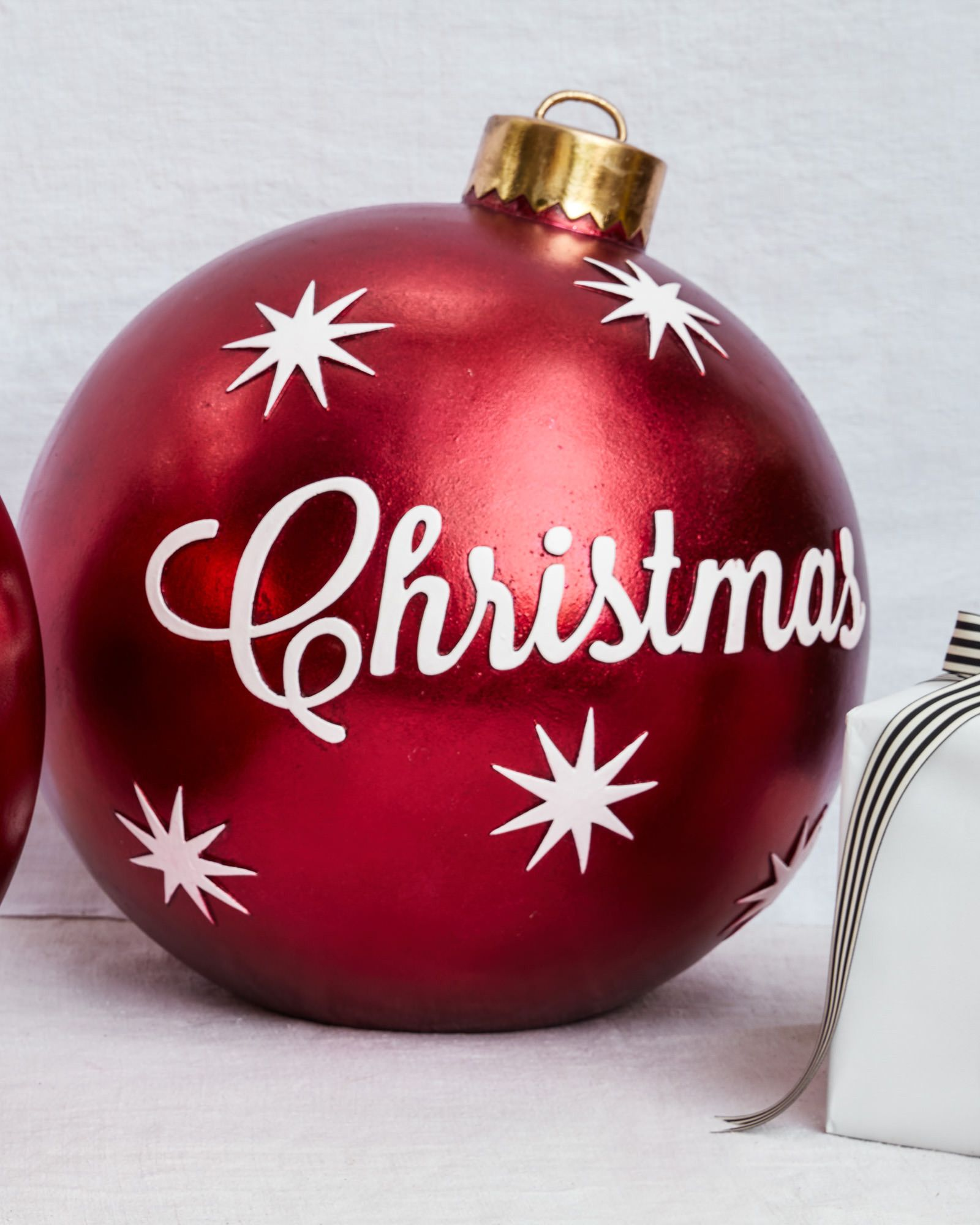 ... Outdoor Merry Christmas Ornaments, ...
