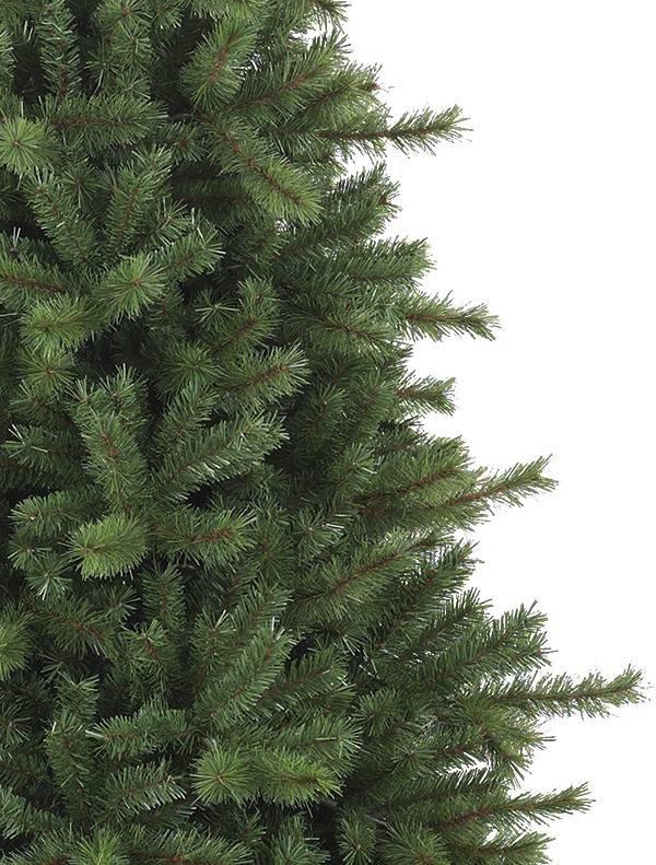 Norwegian Grand Fir Artificial Christmas Tree Balsam Hill