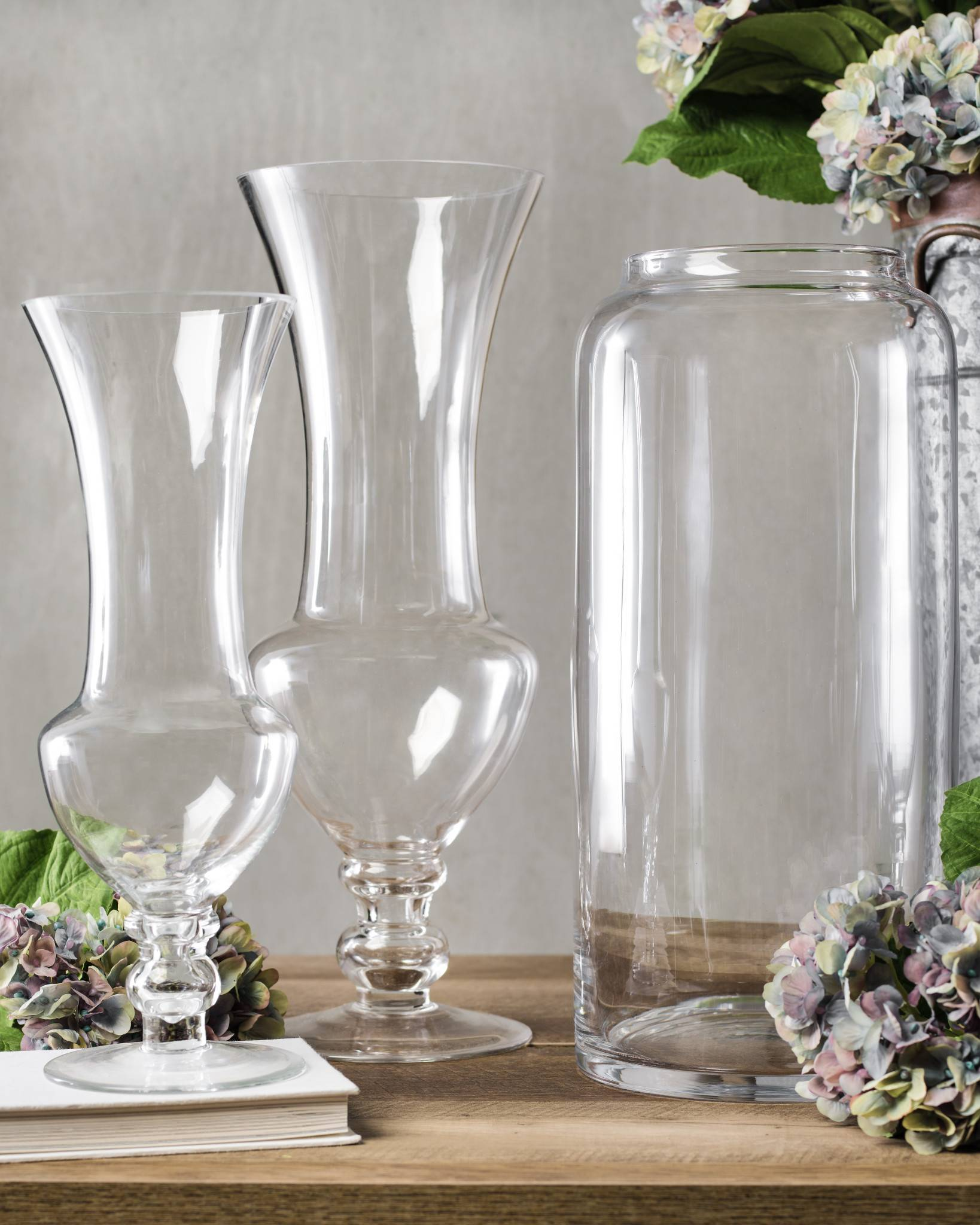 Hand blown glass floral vases balsam hill glass vase reviewsmspy