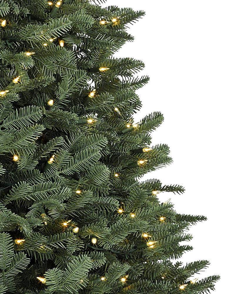 Images Of Frosted Pine Christmas Tree Best