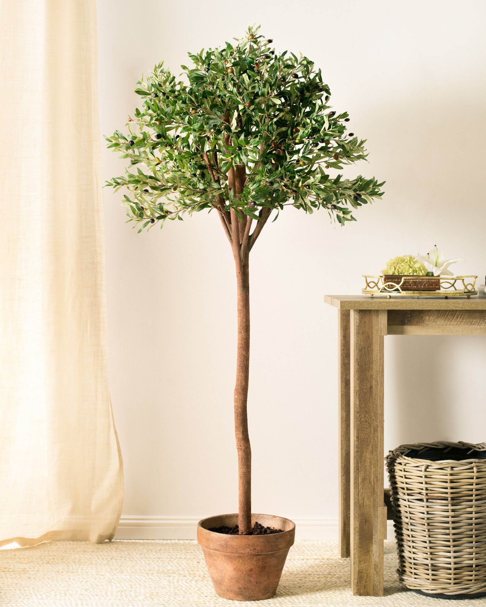 Artificial Olive Tree Balsam Hill