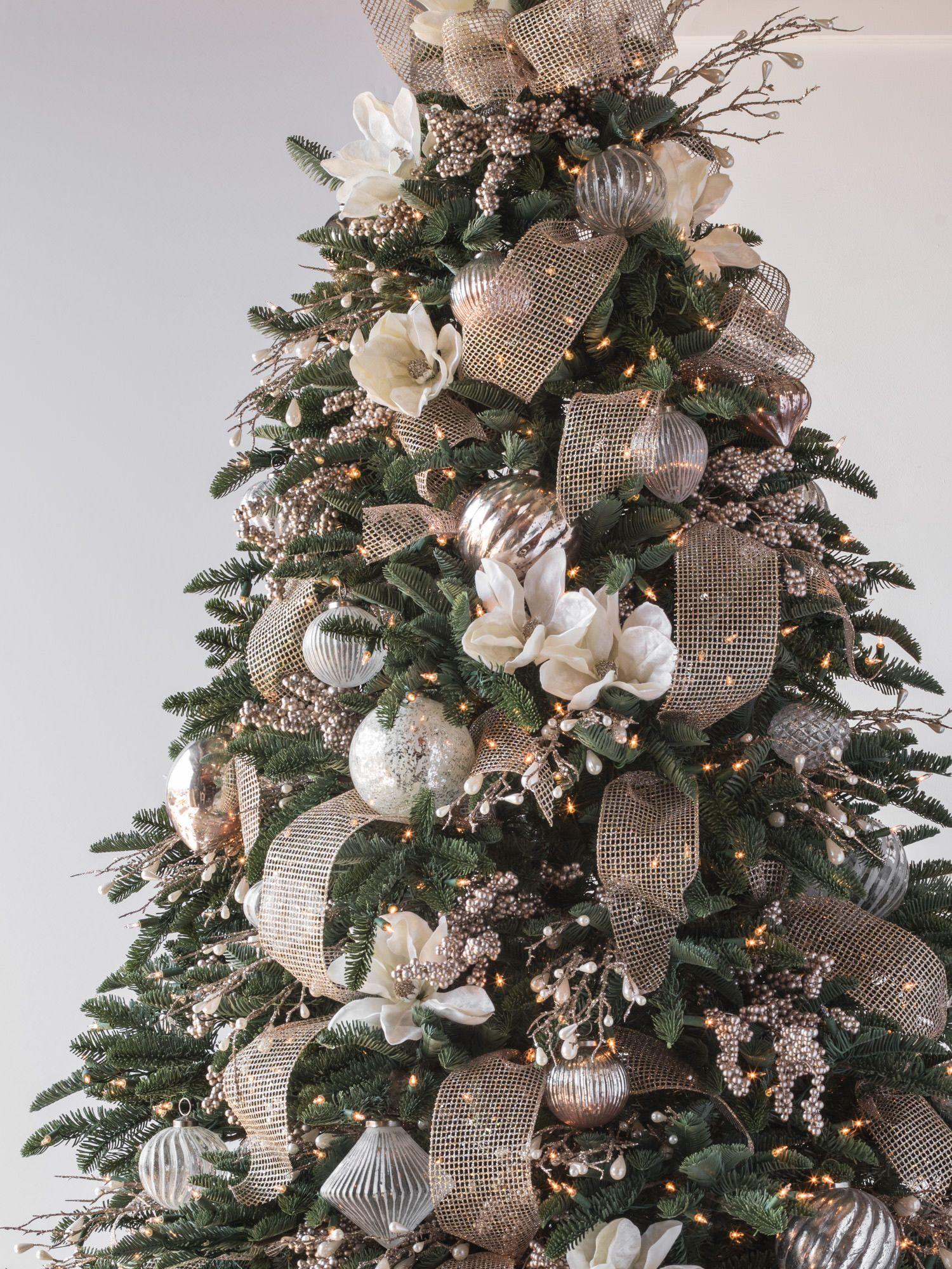 Winter Pearl Glitter Pick Set Balsam Hill