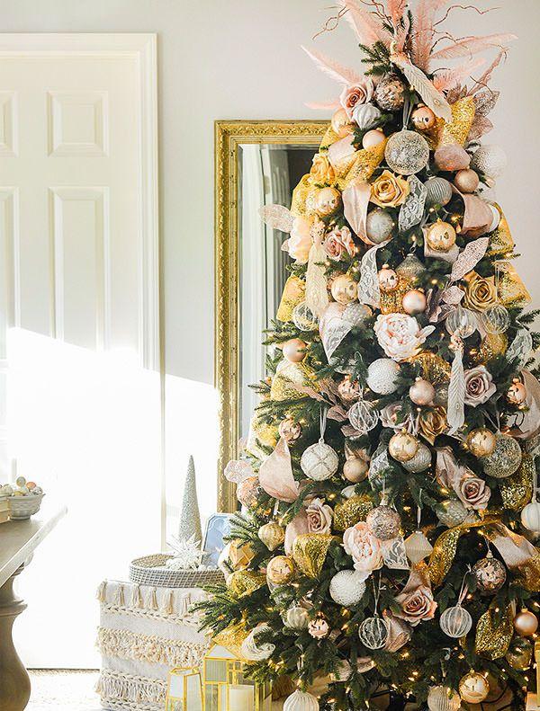 Saratoga Spruce Artificial Christmas Tree Balsam Hill