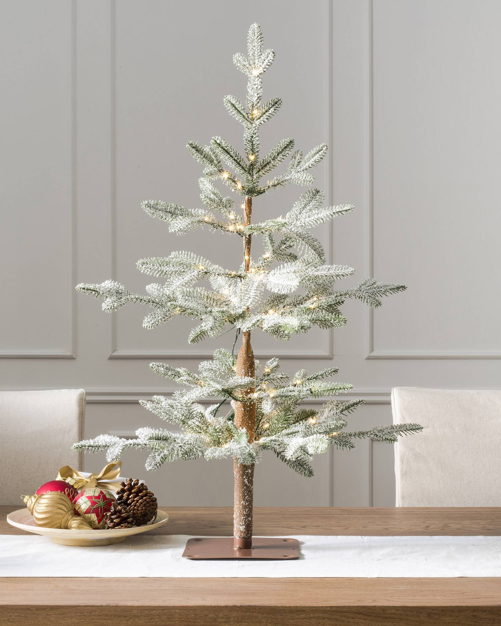 Led Tabletop Christmas Trees