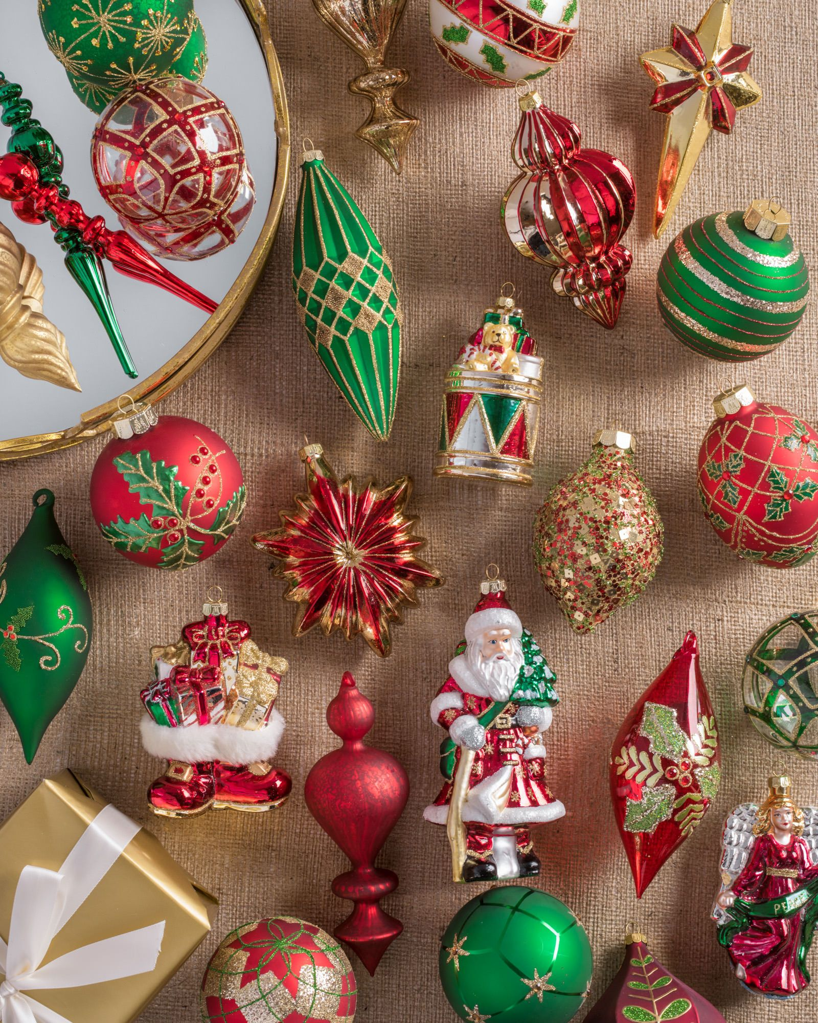 Skip store-bought decor and get crafty this season with these adorable homemade ornaments. Trust us, your tree will look better without those pricy ornaments from stores.