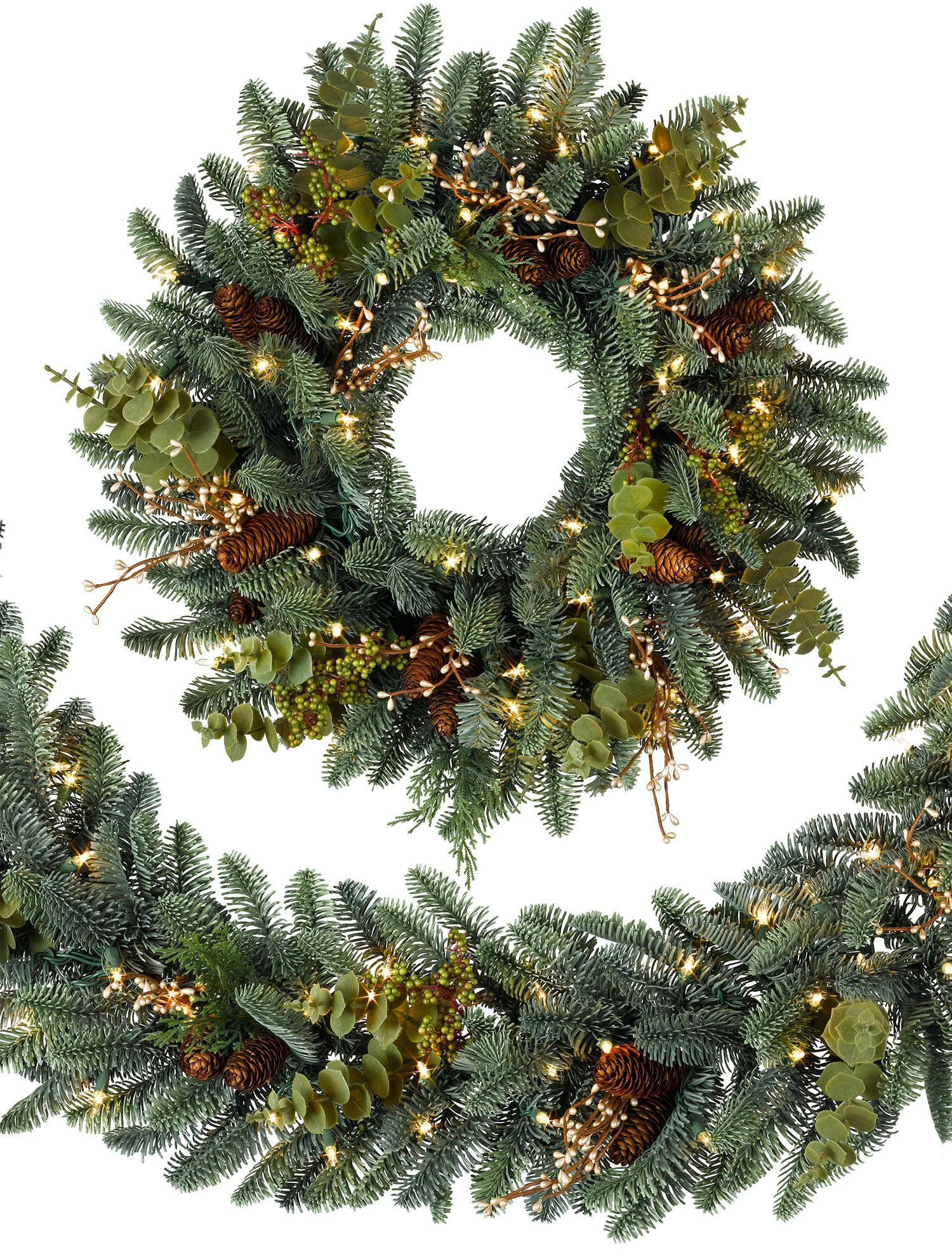 Branch Christmas Tree christmas tree branch sample kit   balsam hill