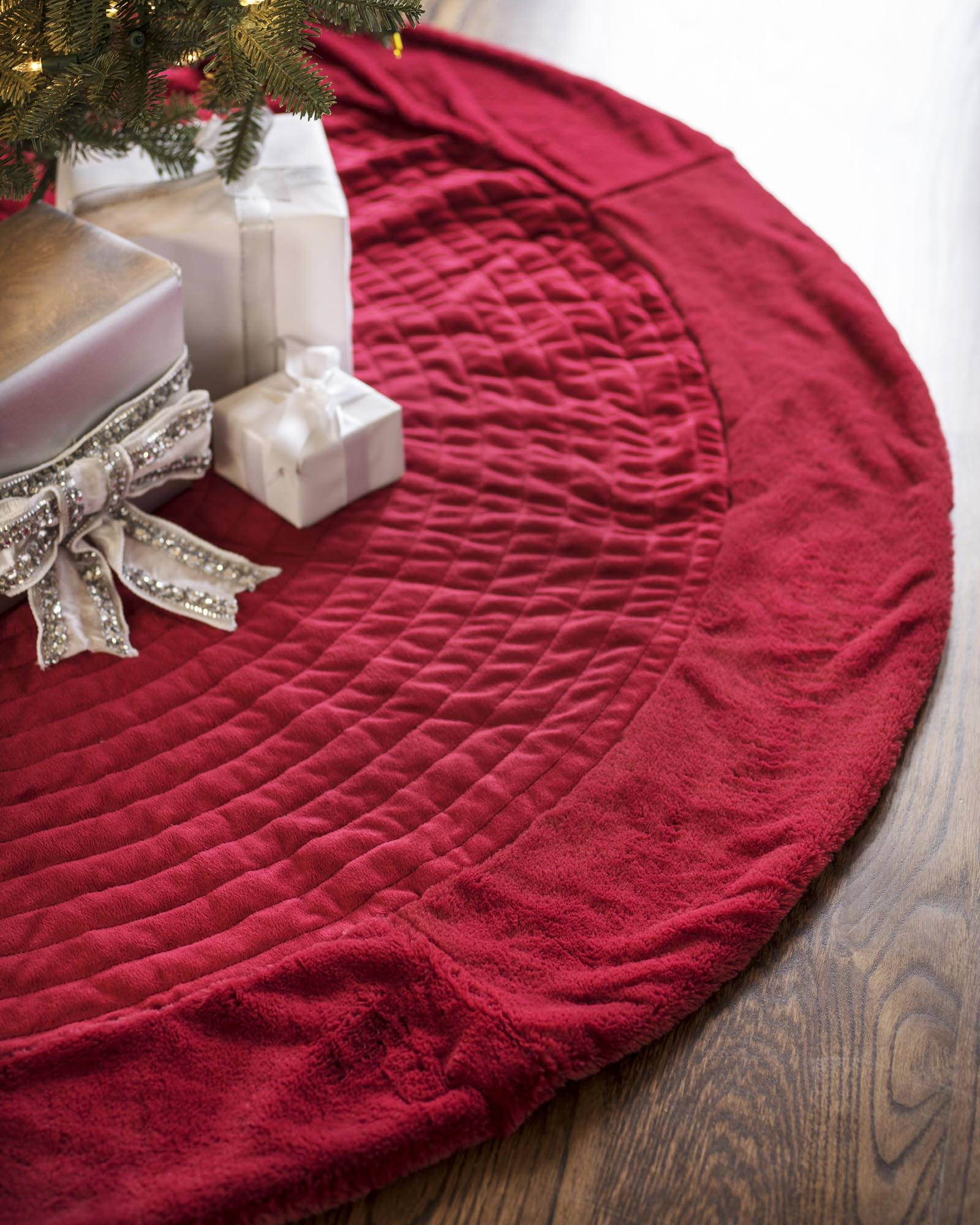 Berkshire Quilted Tree Skirt