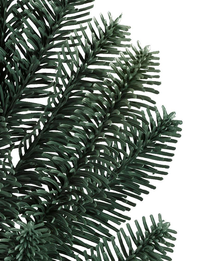 Bh Noble Fir Narrow Artificial Christmas Tree Balsam Hill