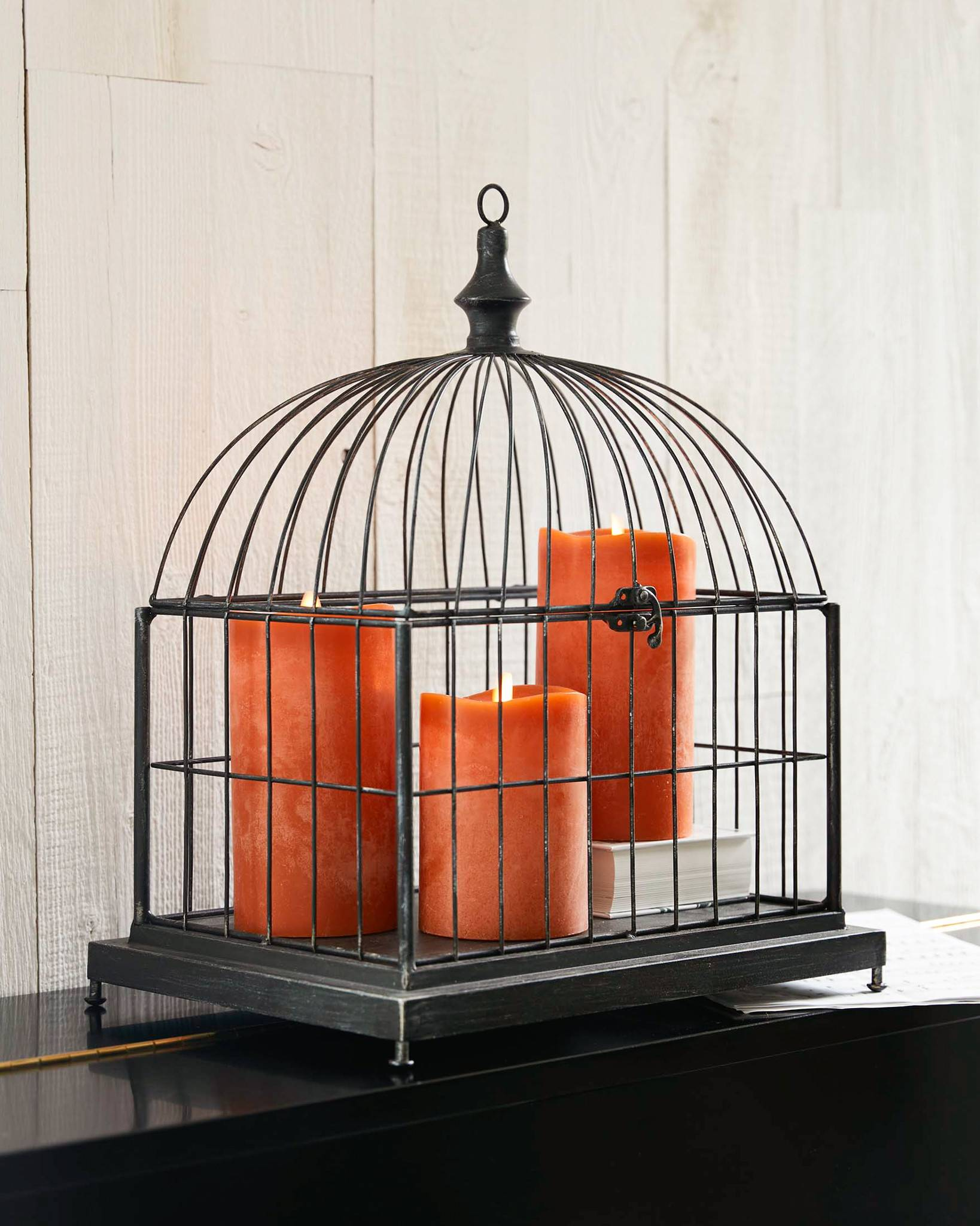 ... Decorative Bird Cage by Balsam Hill ...