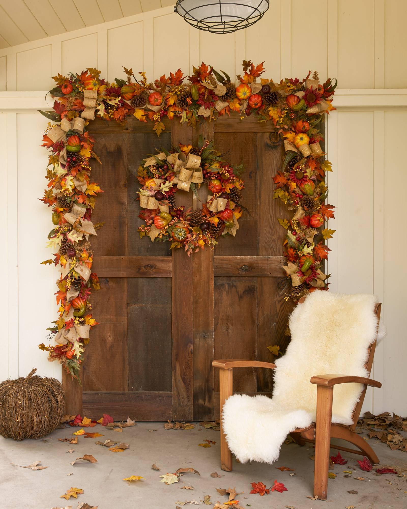 ... Fall Harvest Foliage Alt ...