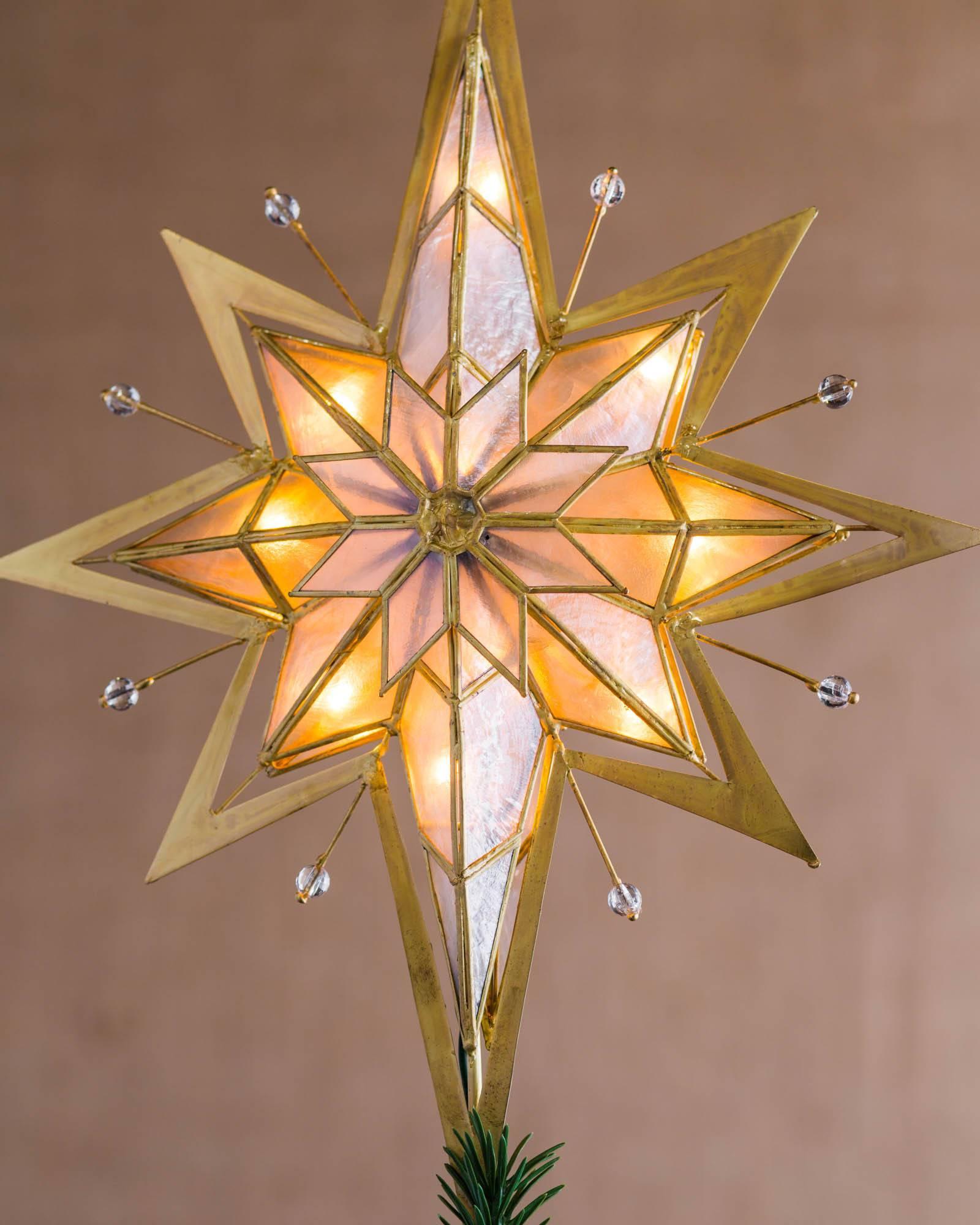 Pre lit bethlehem star tree topper balsam hill pre lit bethlehem star tree topper alt workwithnaturefo